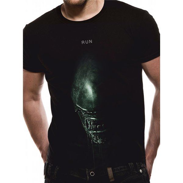Image of T-shirt Alien - Run
