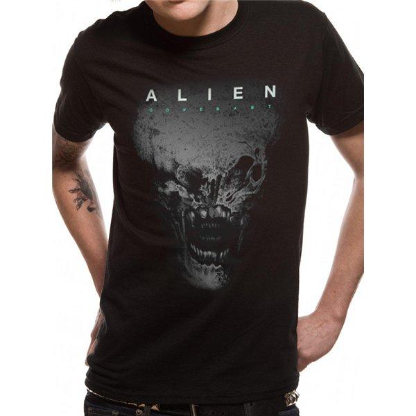 Image of T-shirt Alien Covenant - Head