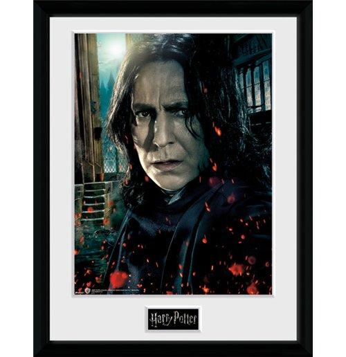 Harry Potter - Snape (Stampa in Cornice 30x40cm)...