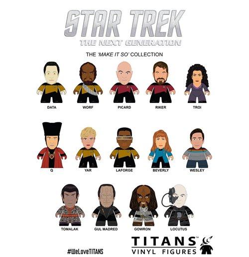 Image of Action figure Star Trek 261723