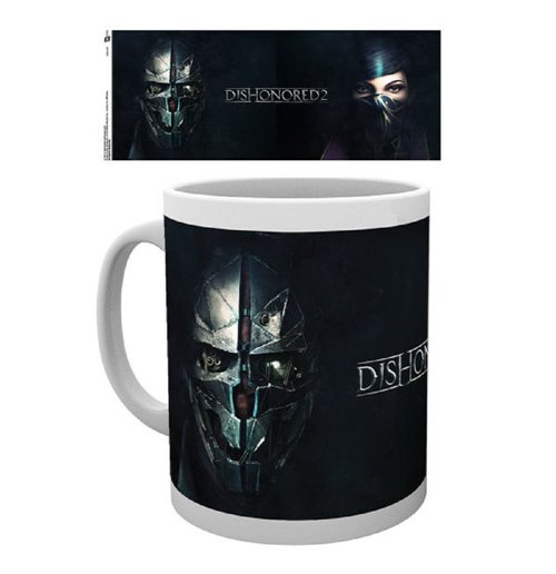Image of Dishonored 2 - Faces (Tazza)