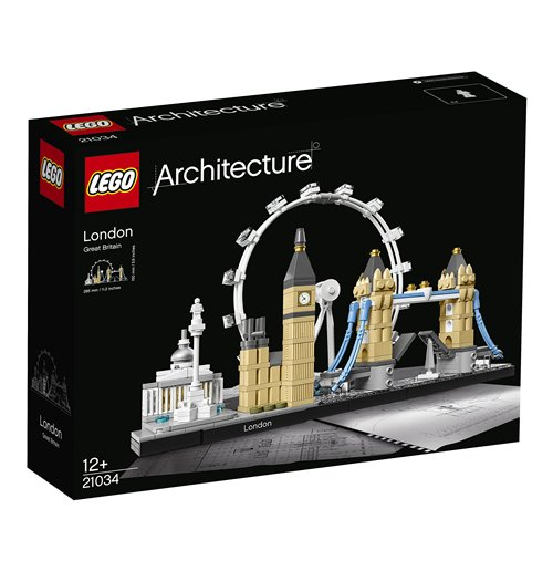 Image of Lego 21034 - Architecture - Londra
