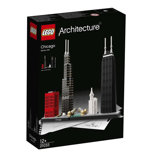 Image of Lego 21033 - Architecture - Chicago