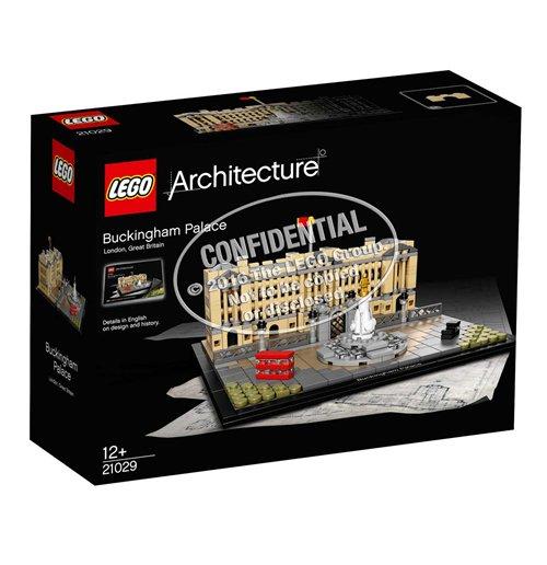 Image of Lego 21029 - Architecture - Buckingham Palace