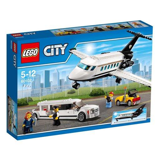 Image of Lego 60102 - City - Servizio Vip Aeroportuale