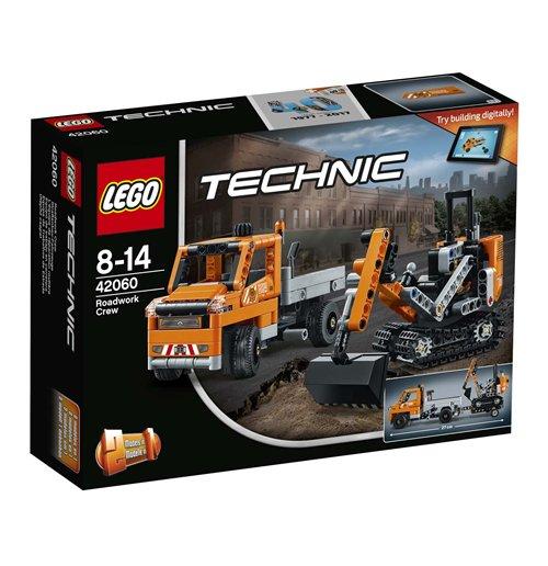 Image of Lego 42060 - Technic - Mezzi Stradali