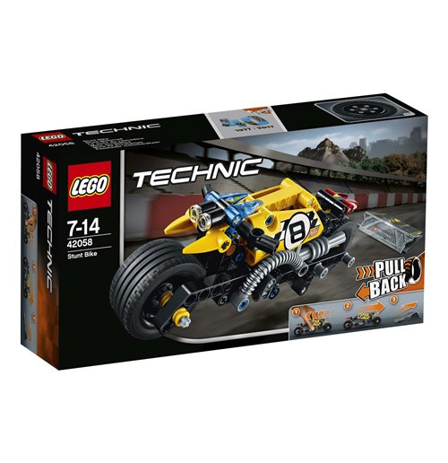 Image of Lego 42058 - Technic - Stunt Bike