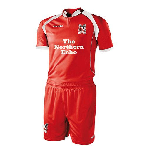 Image of Completi Darlington 2012-2013 Away