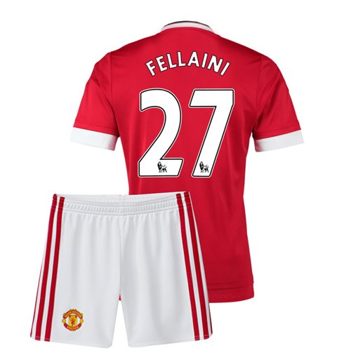 Image of Completi Manchester United 2015-2016 Home