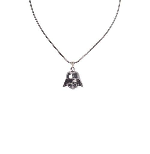 Image of Star Wars - Darth Vader Pendant Silver (Collana)