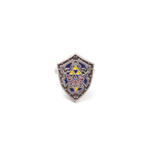 Image of Zelda - Shield Multicolor (Anello Tg. S)