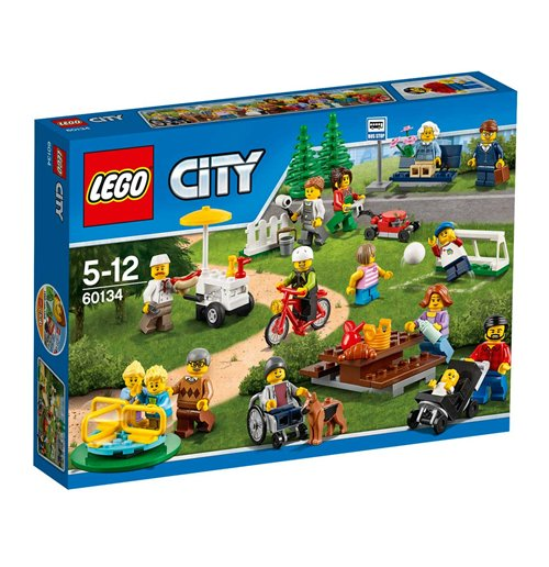 Image of Lego 60134 - City - Divertimento Al Parco