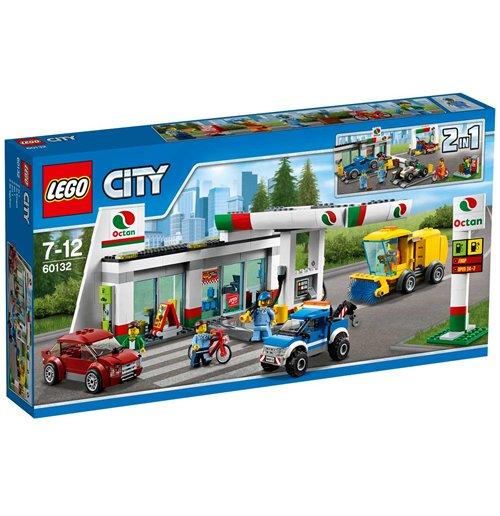 Image of Lego 60132 - City - Stazione Di Servizio