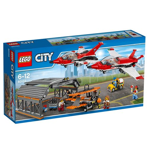 Image of Lego 60103 - City - Show All'Aeroporto