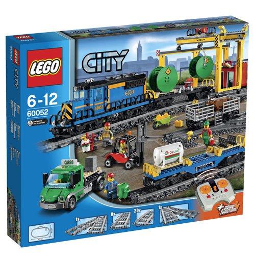 Image of Lego 60052 - City - Treno Merci