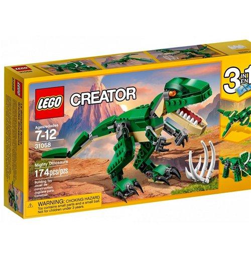 Image of        Lego 31058 - Creator - Dinosauro