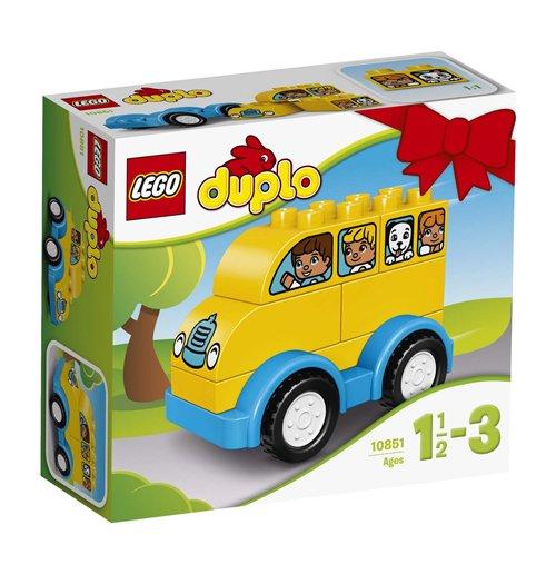Image of Lego 10851 - Duplo - Il Mio Primo Autobus
