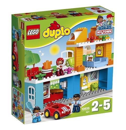 Image of Lego 10835 - Duplo - Villetta Familiare