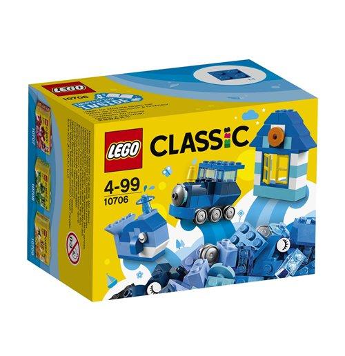 Image of Lego 10706 - Classic - Scatola Della Creativita' Blu