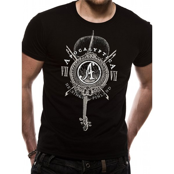Image of T-shirt Apocalyptica 263329