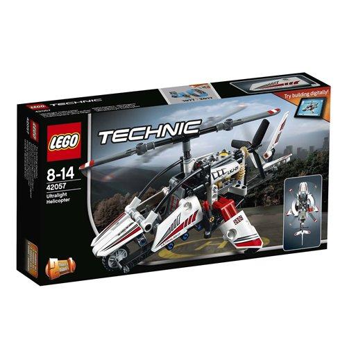 Image of Lego 42057 - Technic - Elicottero Ultraleggero