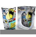 Batman verre Premium Comic Wrap
