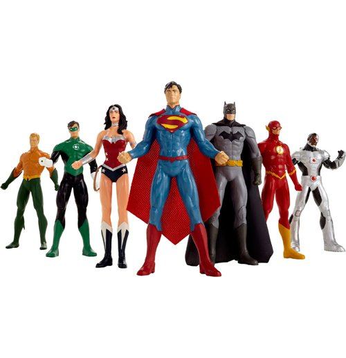 Image of Action figure Justice League 264044