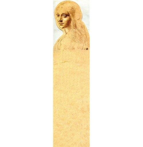 Image of Segnalibro Disegno Di Leonardo