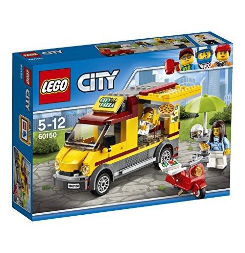 Image of Lego 60150 - City - Furgone Delle Pizze