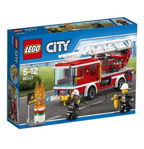 Image of Lego 60107 - City - Autopompa Dei Vigili Del Fuoco