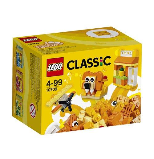Image of Lego 10709 - Classic - Scatola Della Creativita' Arancione
