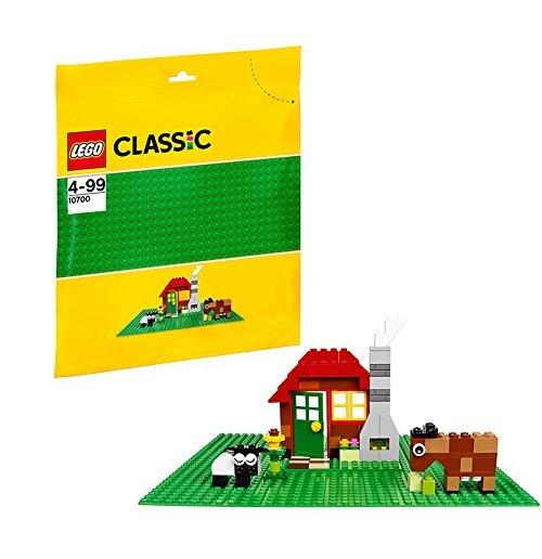 Image of Lego 10700 - Classic - Base Verde