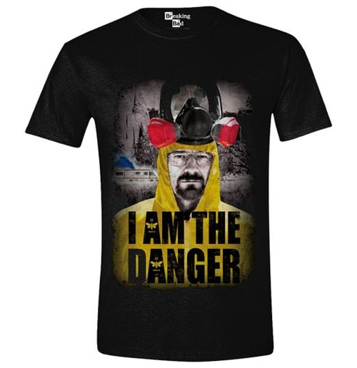Image of T-shirt Breaking Bad - I Am The Danger