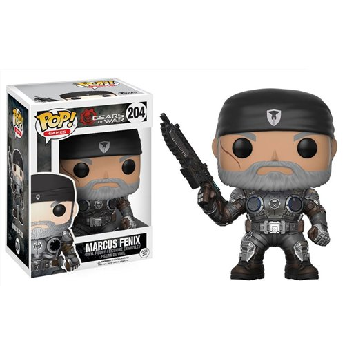Image of Action figure Gears of War 264723