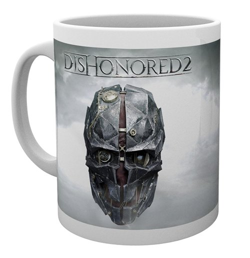 Image of Dishonored 2 - Key Art (Tazza)