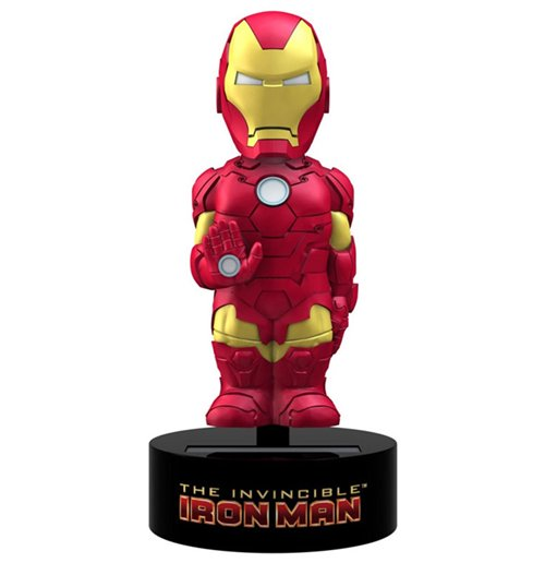 Image of Iron Man - Iron Man (Body Knocker)