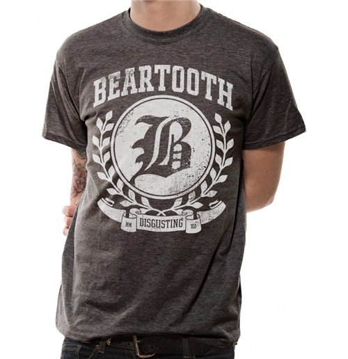 Image of Beartooth - Crest (T-SHIRT Unisex )