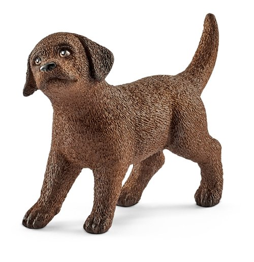 Image of Schleich 2513835 - Cucciolo Di Labrador Retriever