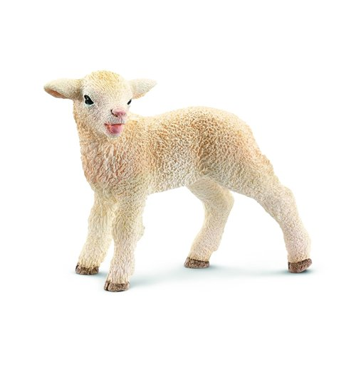 Image of Schleich 2513744 - Agnello