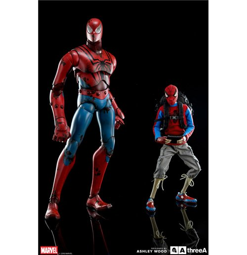 Image of Action Figure Spider-Man Peter Parker & Spider-Man Classic Edition 25 - 38 cm