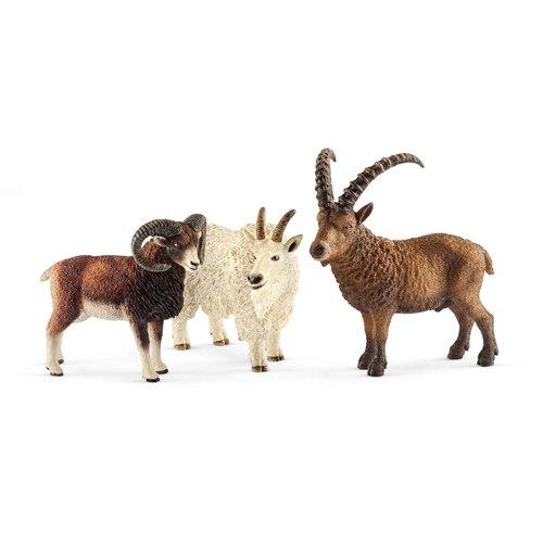 Image of Schleich 2541459 - Animali Di Montagna