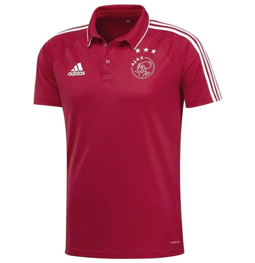 Image of Polo Ajax 2017-2018 (Rosso)