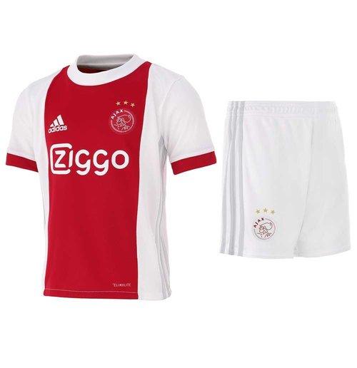 Image of Divisa Ajax 2017-2018 Home da bambino