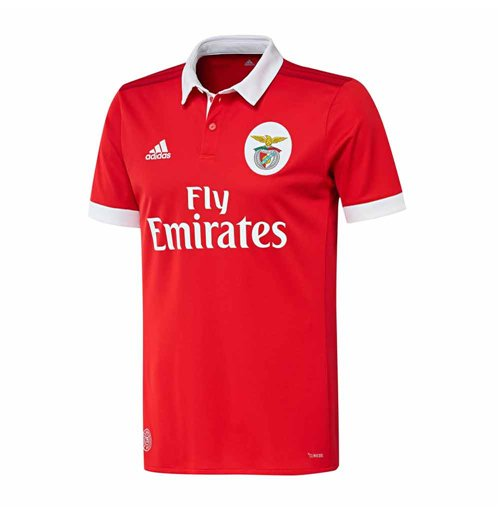 Image of Maglia Benfica 2017-2018 Home