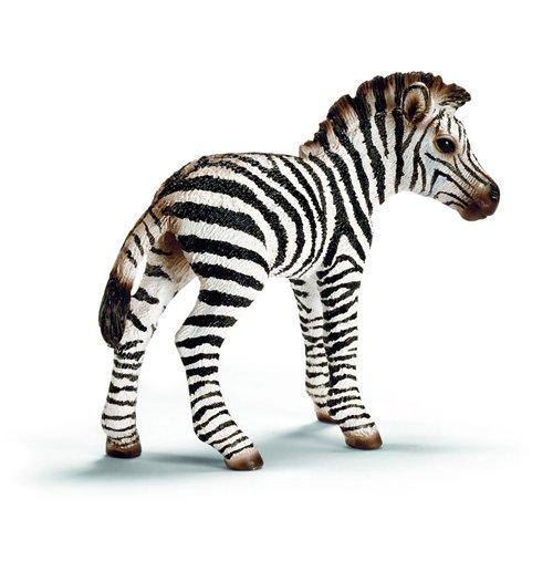 Image of Schleich 2514393 - Puledro Di Zebra