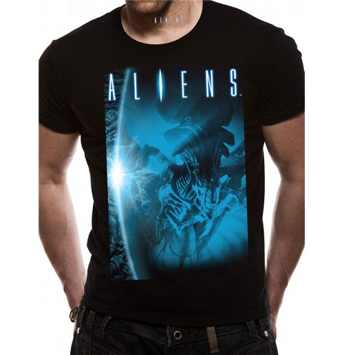 Image of Alien - Blue (T-SHIRT Unisex )