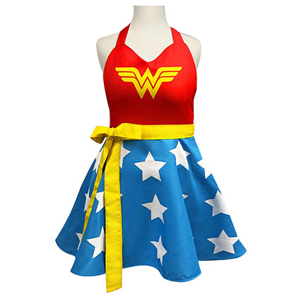 kleid-wonder-woman