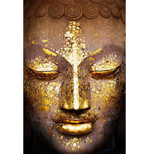 Image of Buddha - Face (Poster Maxi 61x91,5 Cm)