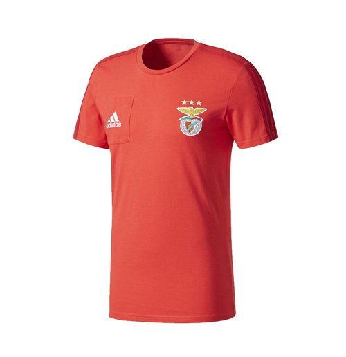 Image of T-shirt Benfica 2017-2018 (Rosso)