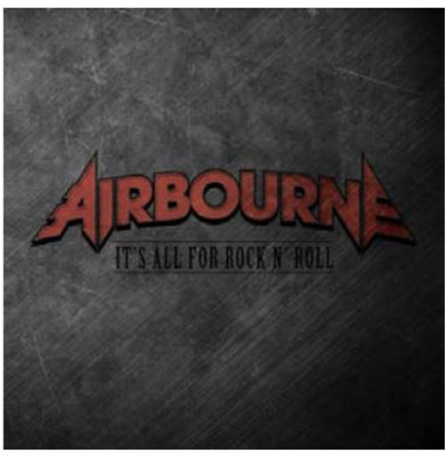 Image of Vinile Airbourne - It'S All For Rock'N'Roll